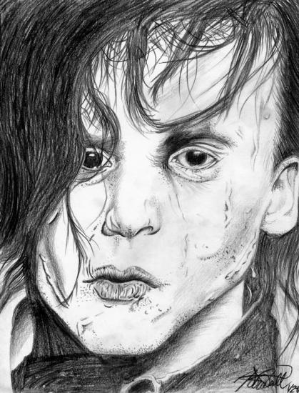 Johnny Depp by KiraCall